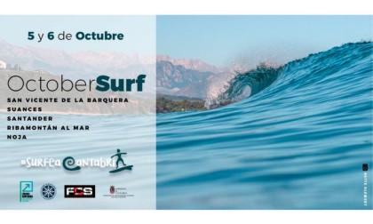 El surf será el protagonista en Cantabria