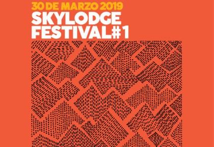 En altitud tiene lugar en el Skylodge Festival