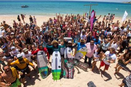 España lidera el Kitesurf Mundial