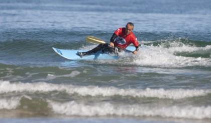 Exito del Campeonato de España de Surf Adaptado