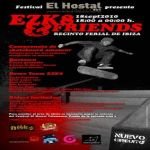 Festival Skate El Hostal Talamanca
