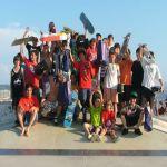 Skate Fercas en Santoña