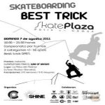 Campeonato de rondas y best trick en Palma