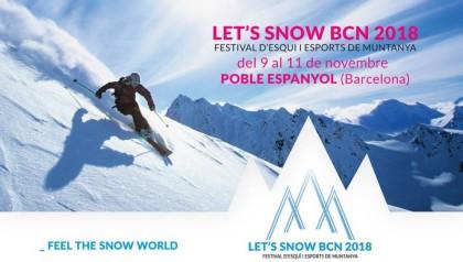 Festival de Ski y deportes de montaña en Barcelona