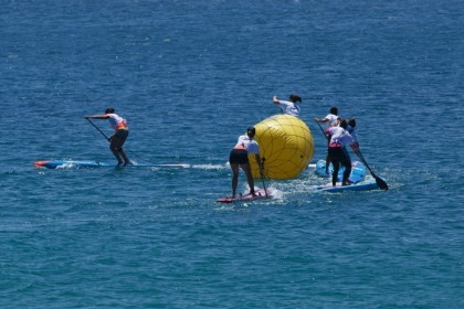 FESURFING modifica el calendario de SUP RACE