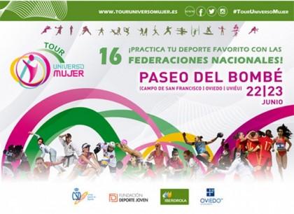FESURFING se une al Tour Universo Mujer en Oviedo