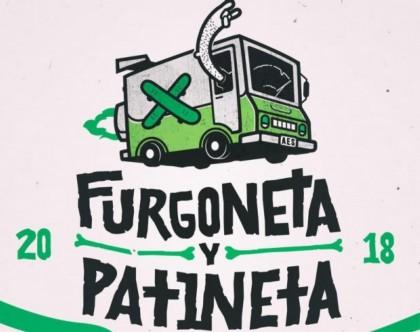 Furgoneta y Patineta 2018