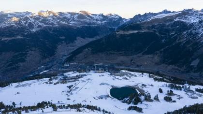 Grandvalira afronta el fin de semana con 67 km esquiables
