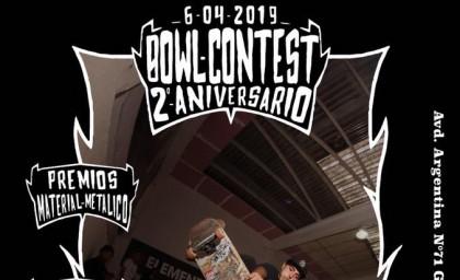 Guaje Skates Bowl Contest