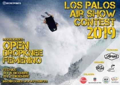 Guillermo Cobo vencedor de Los Palos Air Show