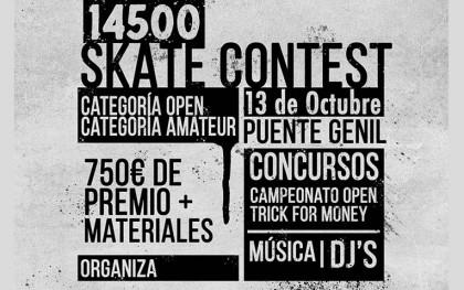 Inauguración del nuevo skatepark en Puente Genil