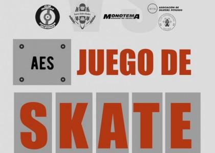 Juego de Skate con 8 pruebas