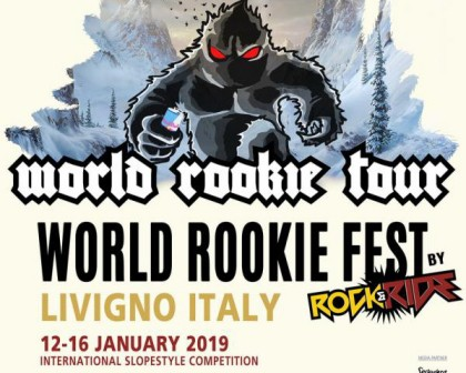 La 14ª World Rookie Fest by Rock & Ride abre inscripciones