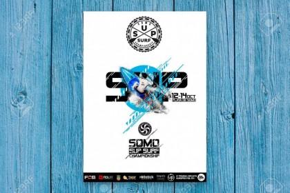 La cita internacional Somo SUP Surf Championship