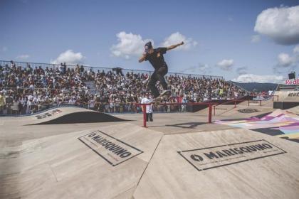 La Copa del Mundo de Skate en Vigo