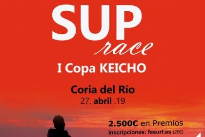 La Copa Keicho SUP RACE - Coria del Rio