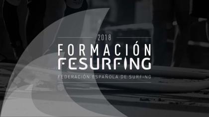 La Federación Española de Surfing anuncia su oferta formativa