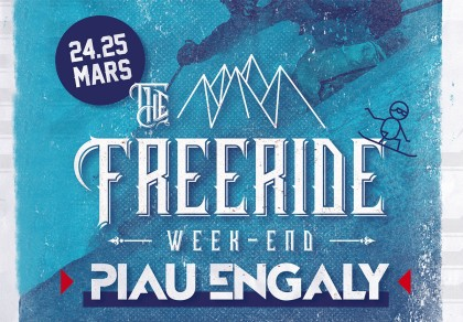 La Freeride World Qualifier en Piau