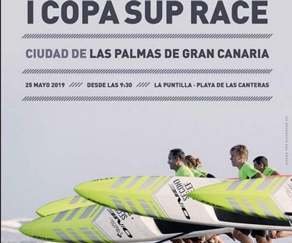 La Iª Copa de SUP Race Ciudad de Las Palmas de Gran Canaria