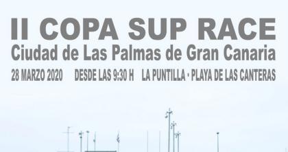 La II Copa de SUP Race Ciudad de Las Palmas de Gran Canaria