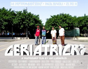 La premiere de GERIATRICKS a Skateboard Film