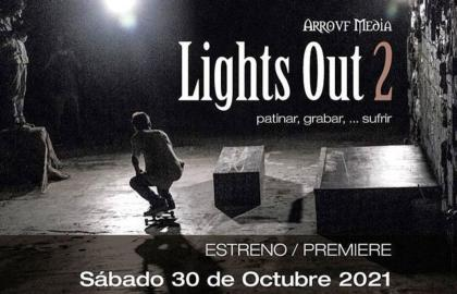 La premiere de Lights Out 2 en Palma