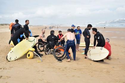 La próxima convocatoria del Curso de Entrenador de Surf FCS