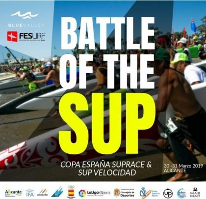 La segunda edición de la Alicante Battle of the SUP
