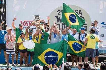 La Selección Española de Surf finaliza como mejor equipo europeo