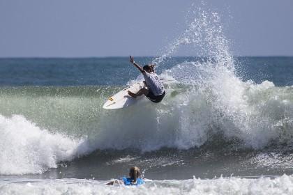 La tercera jornada de los ISA World Surfing Games 2018