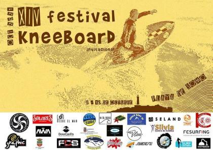 La XIV edición del Festival Internacional de Kneeboard en Somo
