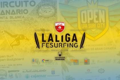 LaLigaFESURFING se decide en Canarias