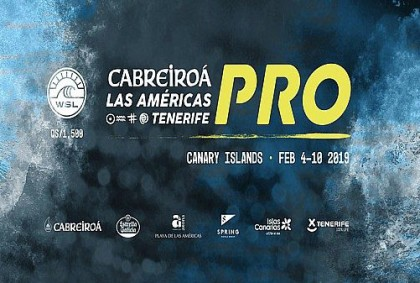 Las Américas Tenerife Surf Pro Cabreiroá con los mejores