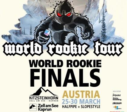 Las Finales Mundiales de Snowboard Rookies 2019