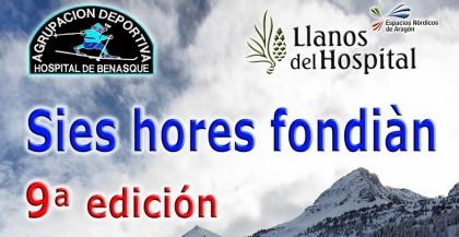 Las Seis Hores Fondién en Llanos del Hospital