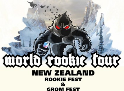 Llega el New Zealand Rookie and Grom Fest