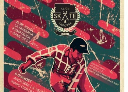 Lliga de Skate Andorra 2018