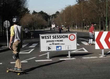 LongBoard Madrid organiza West Session