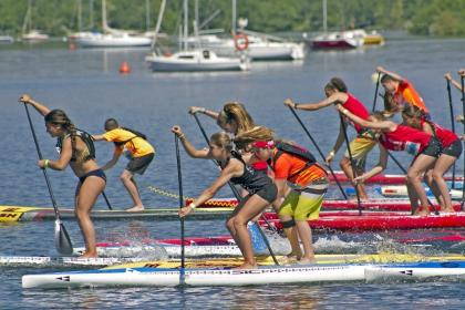 Los Campeonatos de España de Stand Up Paddle continúan adelante