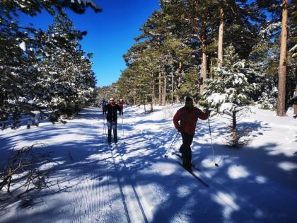 Los Espacios Nórdicos de Aragón ofrecen 52 kilómetros