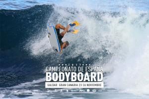 Los favoritos al título del Campeonato de España Bodyboard