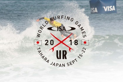 Los ISA World Surfing Games 2018 en Japón