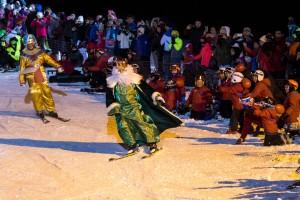 Los Reyes Magos llegarán esquiando
