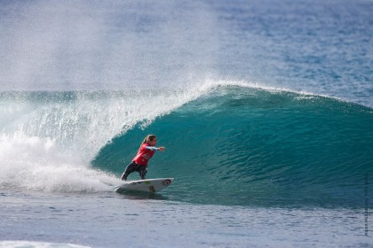 Más de la mitad de los surfistas nacionales clasificados