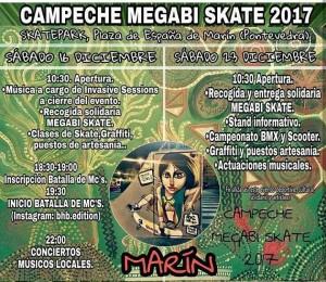 Megabi Skate en Marin