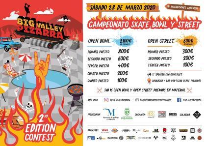 Nueva edición del Big Valley Pizarra en Málaga