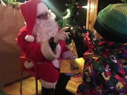 Papá Noel vuelve a Candanchú por Navidad