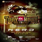 Tony Hawk volará sobre Barcelona el próximo 18 de julio