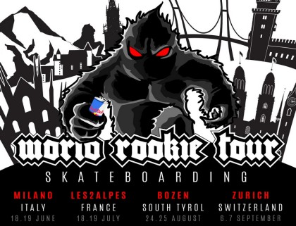 Primer World Rookie Tour Skateboarding 2019