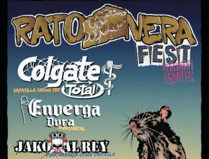 Ratonera Fest, campeonato de skate